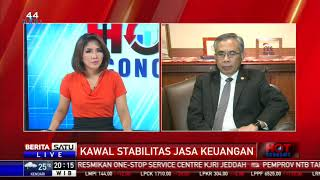 Hot Economy: Kawal Stabilis Jasa Keuangan #1