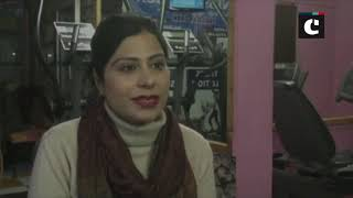 Woman from Srinagar bats for gender equality through fitness training