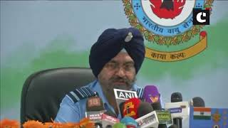 We hit terror targets, can't count casualties: Air Chief Marshal BS Dhanoa