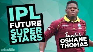 Oshane Thomas | Rajasthan Royals' Need for Speed | IPL 2019