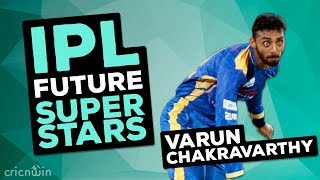 Varun Chakravarthy | Know All About KXIP's Mystery Spinner | IPL 2019