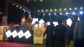 Ravi Kishan , Samar Singh Live Stage Show - हो गईल बा प्यार ओढनिया वाली से - Live Show 2018