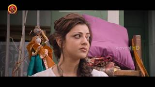 Kajal Agarwal Back To Back Scenes - Maari Movie Scenes - Dhanush - Latest elugu Movie Scenes