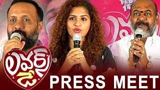Lovers Day Telugu Movie Press Meet Priya Prakash Varrier Roshan Rahoof Bhavani Hd Movies Video Id 371a9d9b7831cc Veblr Mobile