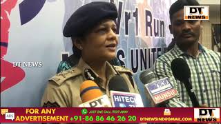 VR1 Run   Run For a Cause   She Team Started an Innitiative For a Noble Cause - DT News