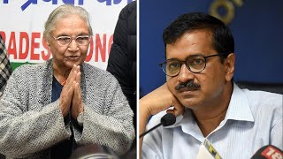 2019 Polls- No alliance with AAP in Delhi, says Sheila Dikshit
