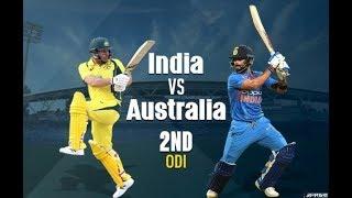 Live || India vs Australia, Live Cricket Score, 2nd ODI at Nagpur