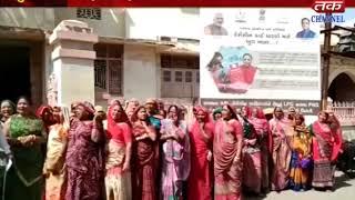 Surendranagar - Cleaning workers' strike