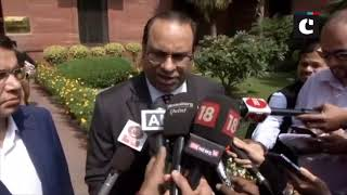 FM Jaitley interacts with office bearers of FICCI