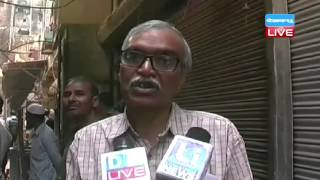 DBLIVE | 29 April | 80-year-old Building Collapsed in Chandni Chowk