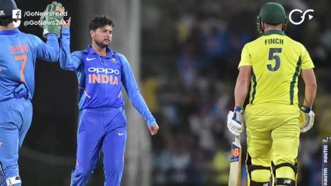 भारत ने दूसरा वनडे जीता