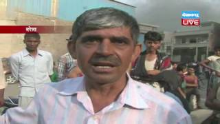 DBLIVE   20 May   Fire breaks out at a plastic factory in Narela
