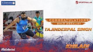 Kahani Khiladi Ki - Congratulations Tajinderpal Singh
