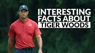 Tiger Woods - Some Interesting Facts! | What The Fact