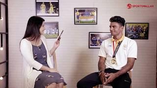 Dushyant Chauhan - Asian Games 2018 Bronze Medalist Rapid Fire Round!