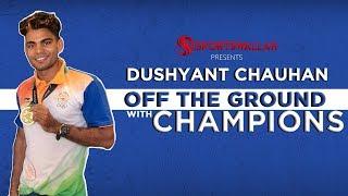 Dushyant Chauhan - Asian Games 2018 Bronze Medalist Interview!