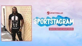 Daily Dose Of Sports Stars On Instagram - Sportstagram