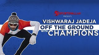 Meet India's Ace Ice Skater Vishwaraj Jadeja - Off The Ground With Champions