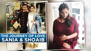 Sania Mirza and Shoaib Malik's Journey Of Love!