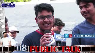Kalyan Ram 118 Movie Public Talk | 118 Public Review | Telugu Movie Reviews | Top Telugu TV
