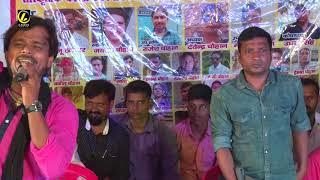 Pramod Premi Yadav का - New Bhojpuri Live Stage Show 2019 - माई मोर झुलेली झूलनवा