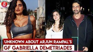 Rare Facts About Arjun Rampals Girlfriend Gabriella Demetriades