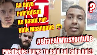 #BharatWinsYoutube? Are You Really No. 1 Think Pwediepie Is Still Way Ahead!