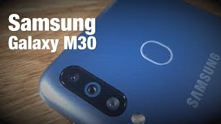 Samsung Galaxy M30 | Unboxing, First Look, India Price, Sale | Gradation Blue | Watch Before You Buy