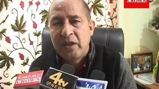 JDU president GM Shaheen on his party's stance on Article 35A and 370