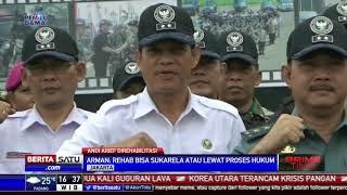 BNN: Andi Arief Wajib Lapor dan Rawat Jalan
