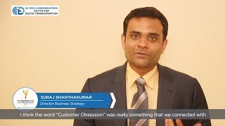Winners Speak - Customer Obsession award journey | CII & Tata Communications