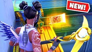 How to Find the Treasure Map Location - X Marks the Spot Gameplay (Fortnite Battle Royale)