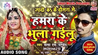 2019 Bhojpuri New Songs - हमरा के भुला गइलू | Satya S Pandey || New Bhojpuri Hit Songs