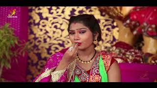 Deepak Tripathi और Pari Pandey का सुपरहिट देवी गीत - चन्दन के पलना - Bhojpuri Hit Devi Geet 2018