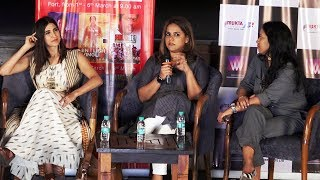 UNCUT-Evolving Role Of Women In The Film Industry | Panel Discussion