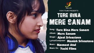 AJEET SRIVASTAVA : Tere Bina Mere Sanam   VIDEO SONG   Featuring : Shekhar, Madhuri   Yashi Films