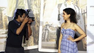 Photograph Movie Song Launch | Nawazuddin | Sanya Malhotra