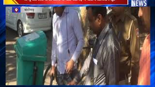 जम्मू बस स्टैंड ग्रेनेड अटैक के बाद चंडीगढ़ में चेकिंग अभियान शुरू  || ANV NEWS CHANDIGARH