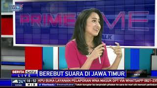 Prime Time Talk: Berebut Suara di Jawa Timur # 4