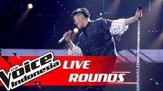 Kevin - Jealous (Nick Jonas) | Live Rounds | The Voice Indonesia GTV 2019