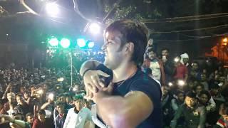 अरविन्द अकेला कल्लू का जबरदस्त डांस Perfomance - पनछुछुर लागे भतार के - Holi Song - Live Dance Show
