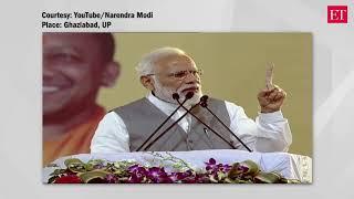 PM stresses on air strikes, says 'Modi hai toh mumkin hai'
