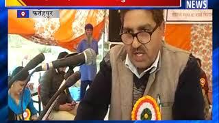 महिला दिवस पर फतेहपुर में धमाल    ANV NEWS FATEHPUR - HIMACHAL PRADESH
