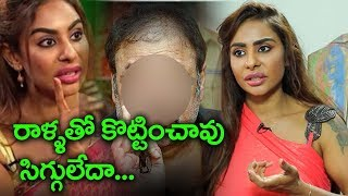 sri reddy new channel interview I Nagababu I RECTVINDIA