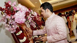 Akash Ambani And Sholka Mehta Wedding - INSIDE FOOTAGE