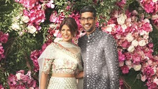 Google CEO Sundar Pichai At Akash Ambani-Shloka Mehta Wedding