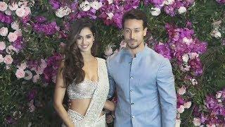 Hottest Couple Of Bollywood Tiger Shroff And Disha Patani At Akash Ambani-Shloka Mehta Wedding