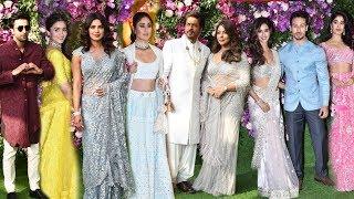 Akash Ambani And Shloka Mehta Grand Wedding | FULL VIDEO | Shahrukh, Ranbir, Kareena, Janhvi