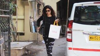 Shamita Shetty Snapped For Post Salon Session At Kromakay Juhu