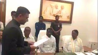 Akbaruddin Owaisi Takes Oath AS Mla Chandrayangutta | He Is Back | @ SACH NEWS |